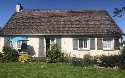 Trybe Immobilier : Maison individuelle de plain-pied 95 m2 à Cottévrard