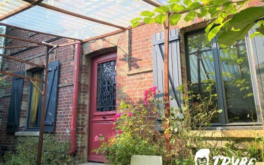 Trybe Immobilier : Maison individuelle 6 pièces de 120 m2 à Rouen
